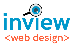 Inview Web Design Logo