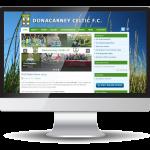 inview web design - Donacarney Celtic FC