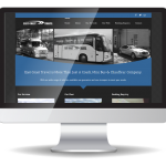 inview web design - East Coast Travel