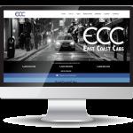 inview web design - East Coast Cabs