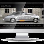 inview web design - Classic & Vintage Wedding Cars