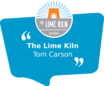 inview testimonial from The Lime Kiln