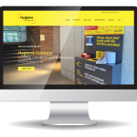 inview.ie eCommerce website design - hygienestation.ie