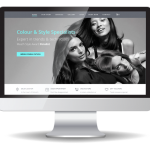 inview.ie eCommerce website design - oursalon.ie