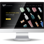 inview.ie eCommerce website design - ygh.ie