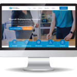 inview.ie website design - a1payroll.ie